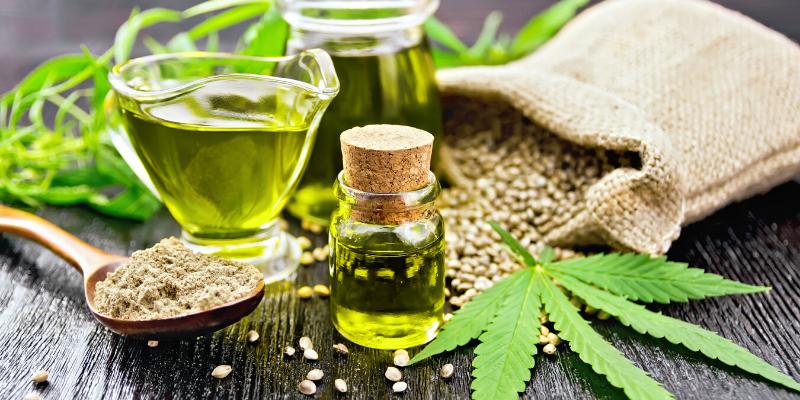 Determinación de compuestos derivados de la Cannabis